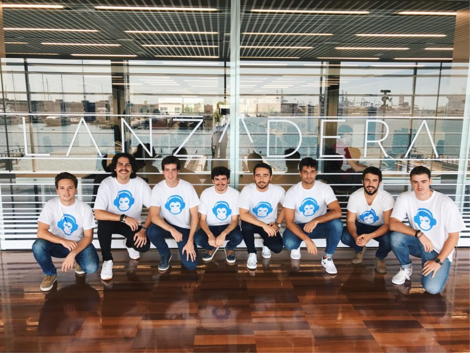 Winners of the Lanzadera 5th edition